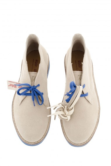 WALLY WALKER Beige shoes for men S/S 2015
