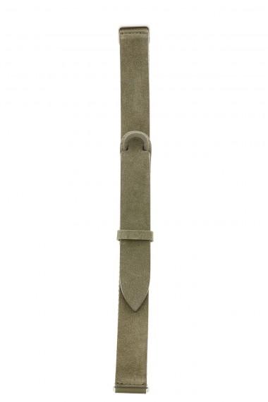 ORCIANI Cintura verde per uomo primavera estate 2015
