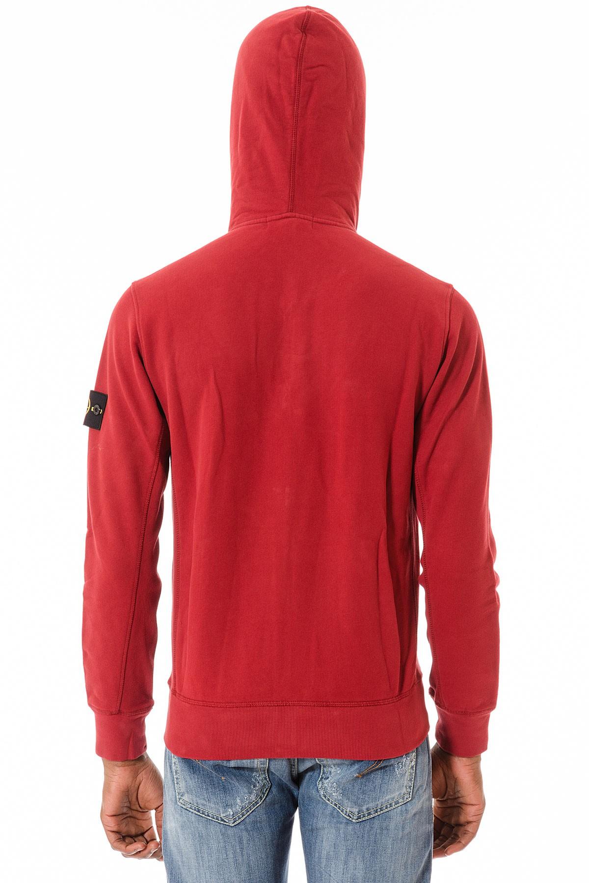 molto carino afa2a eb2fa stone island rosso felpe uomo autunno inverno buy cheap a1aa8656 ...