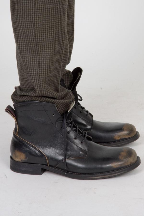 sports shoes 65c2f b72c6 Smith's American scarpe anfibi uomo