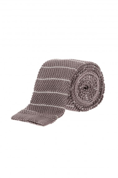 Gray tie for man fall winter 2015-2016 RIONE FONTANA