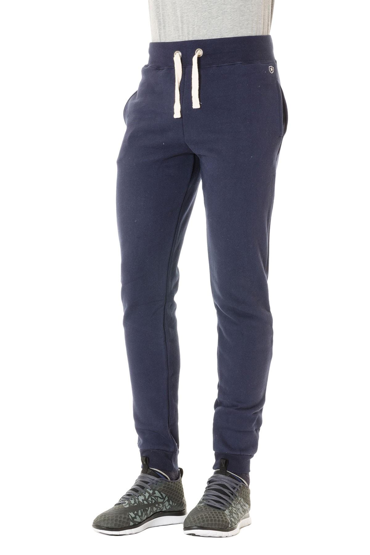 selezione premium 9450d f3c72 Pantaloni blu da ginnastica per uomo CLARK JEANS Autunno Inverno ...