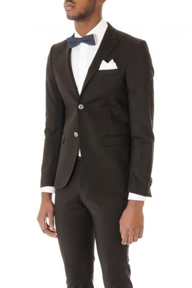 Vestito nero da uomo RIONE FONTAN Autunno Inverno 2015-2016