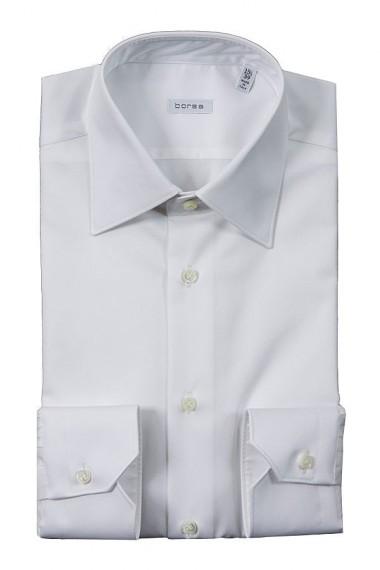 Borsa white shirt for men