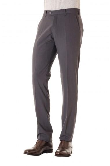 P/E 16 Pantalone grigio RIONE FONTANA in lana