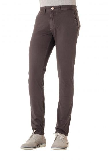 Pantalone cotone grigio SUN68 P/E 16