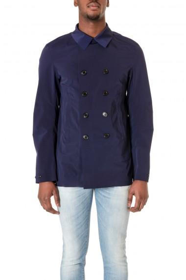 Dark blue jacket for men  ESEMPLARE S/S 16