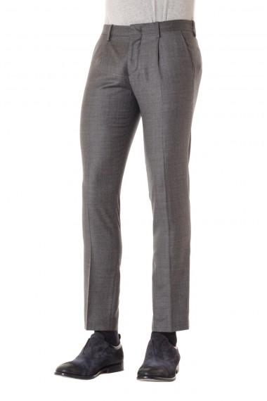 Pantalone PAOLO PECORA per uomo in lana  P/E 16