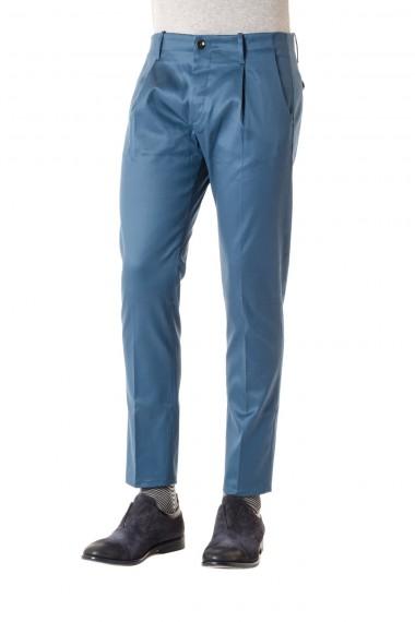 Pantalone in cotone per uomo colore carta da zucchero NINE IN THE MORNING P/E 16