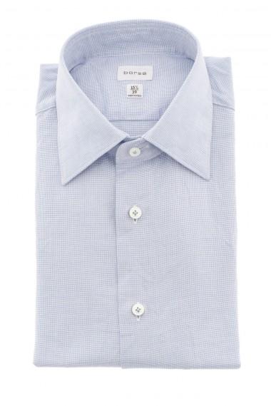 BORSA camicia in cotone bianco per uomo P/E 16