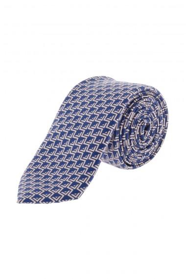 Cravatta in seta FRANCO BASSI P/E 16 made in Italy