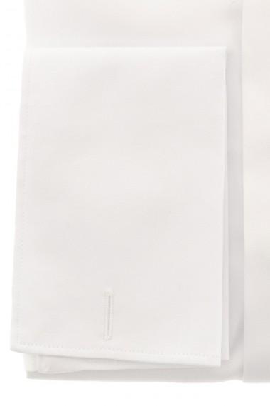 Camicia bianca da cerimonia per uomo BORSA made in Italy
