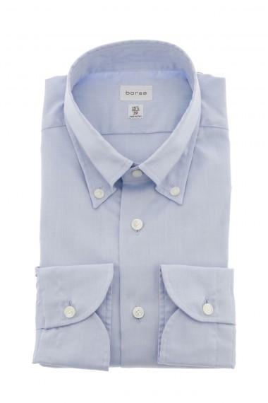 BORSA  Camicia per uomo colore azzurro