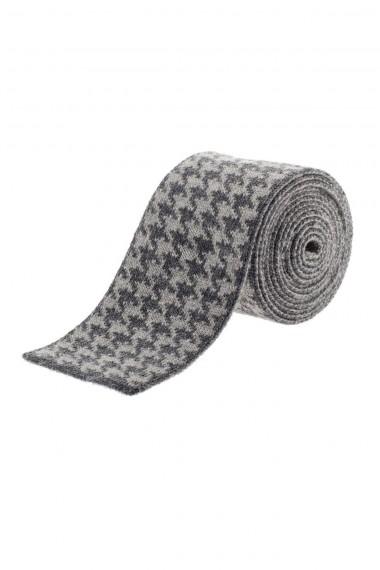 Cravatta in lana pied de poule ELEVENTY A/I 16-17