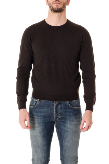 RIONE FONTANA Round neck sweater for men F/W 16-17  made in Italy