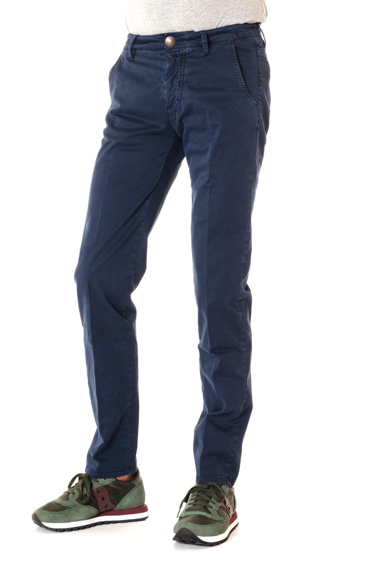 Pantalone Uomo Per Fontana Colore Cotone In Barba Rione Ai Blu qnrWFTqgvx