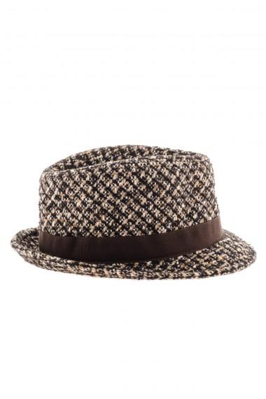 e52f431797c ... Hat TAGLIATORE F W 16-17 with brown profile