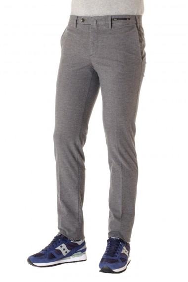 PT01 Pantaloni grigi modello NORTHERN LIGHTS  A/I 16-17