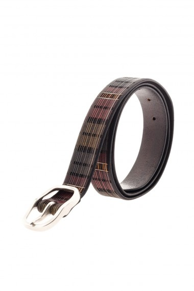 ORCIANI Leather belt for men F/W 16-17