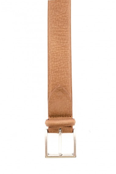 RIONE FONTANA Cintura cognac per uomo A/I 16-17  accorciabile