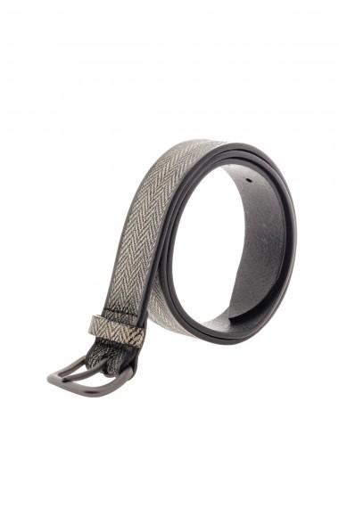 ORCIANI Cintura bianca con decorazioni A/I 16-17 per uomo