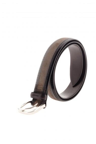 Cintura per uomo A/I 16-17 ORCIANI ebano