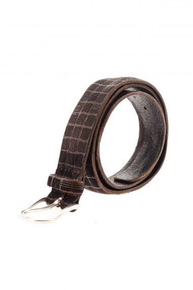 F/W 16-17 ORCIANI Dark brown belt for men