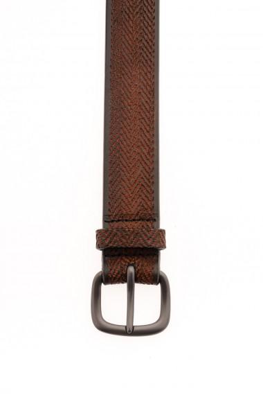 Cintura per uomo A/I 16-17 ruggine ORCIANI