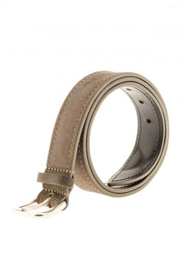 RIONE FONTANA Cintura marrone per uomo A/I 16-17