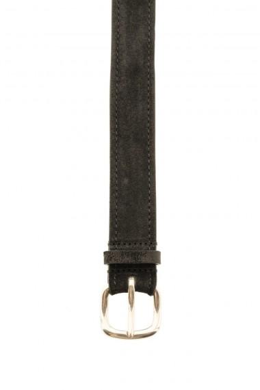 A/I 16-17 Cintura nera RIONE FONTANA per uomo