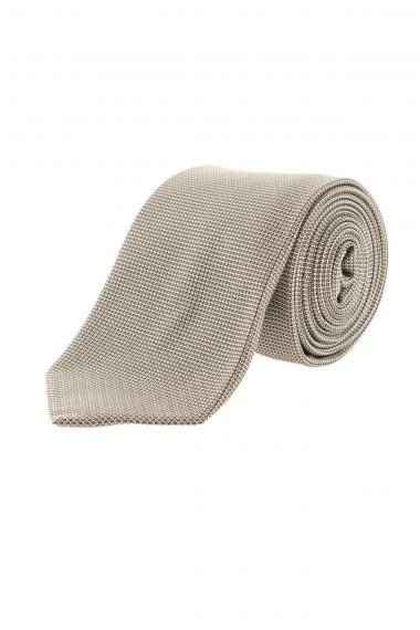 FRANCO BASSI Beige tie for men F/W 16-17