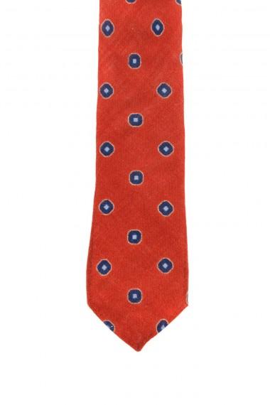 F/W 16-17 Red tie FRANCO BASSI for men