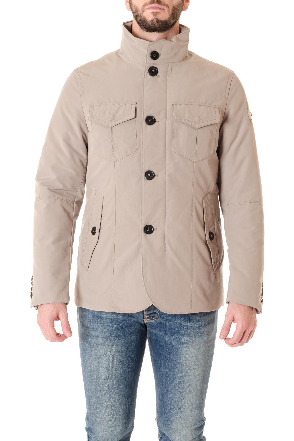 online retailer bd43a 0df13 PEUTEREY Giubbotto beige per uomo A/I