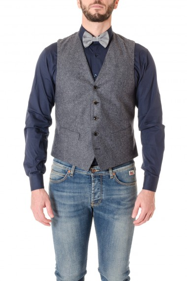 31b8c8fa05 Vest for man grey RIONE FONTANA F W 16-17 ...