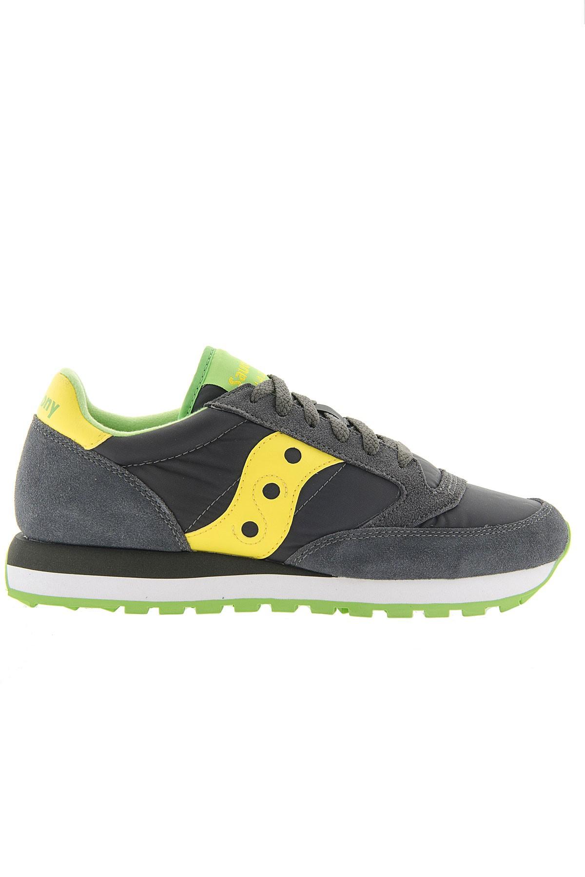 saucony yellow