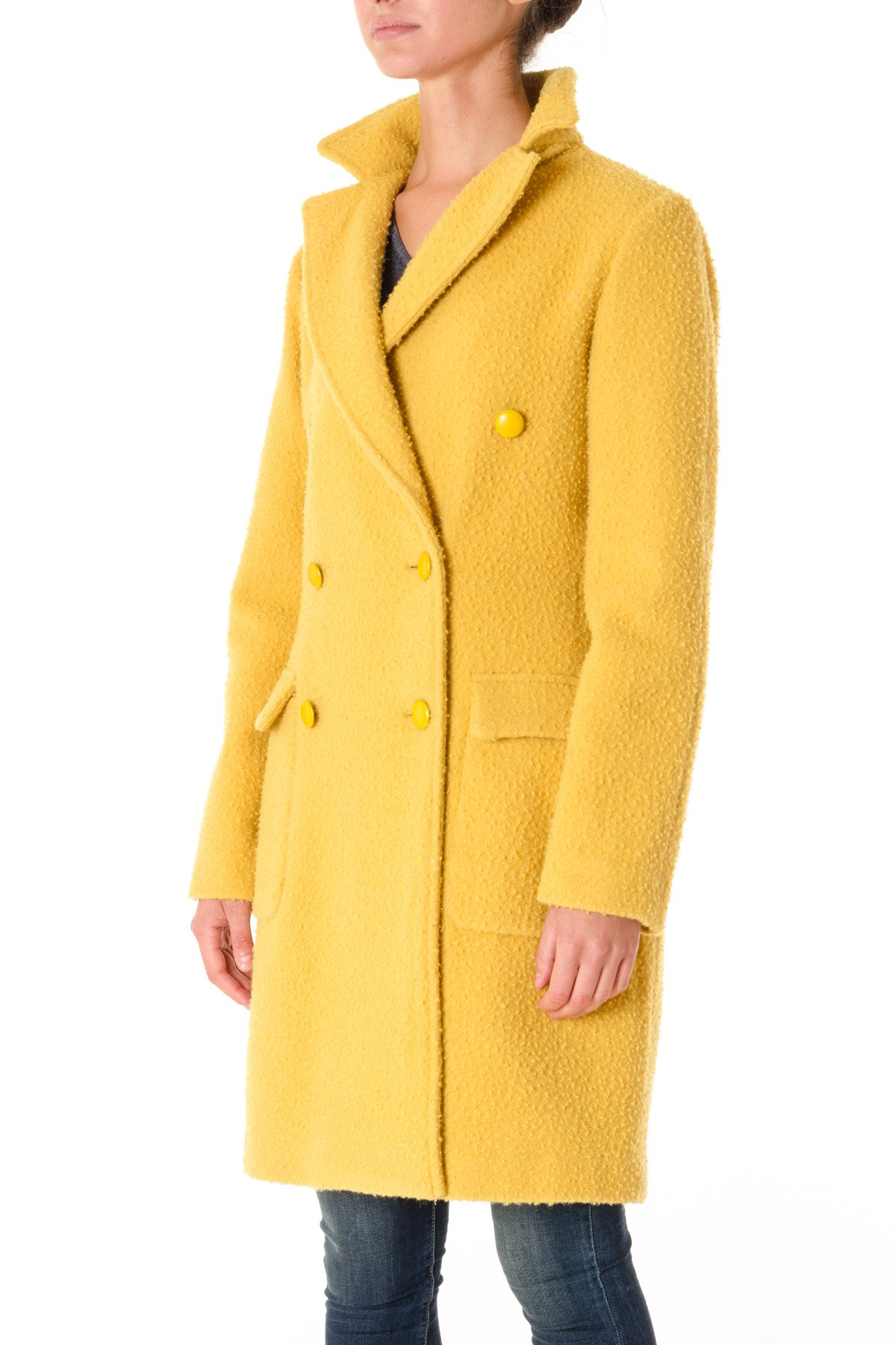 Buy your wool jacket Chanel on Vestiaire Collective, the luxury consignment store online. Second-hand Wool jacket Chanel Yellow in Wool available.