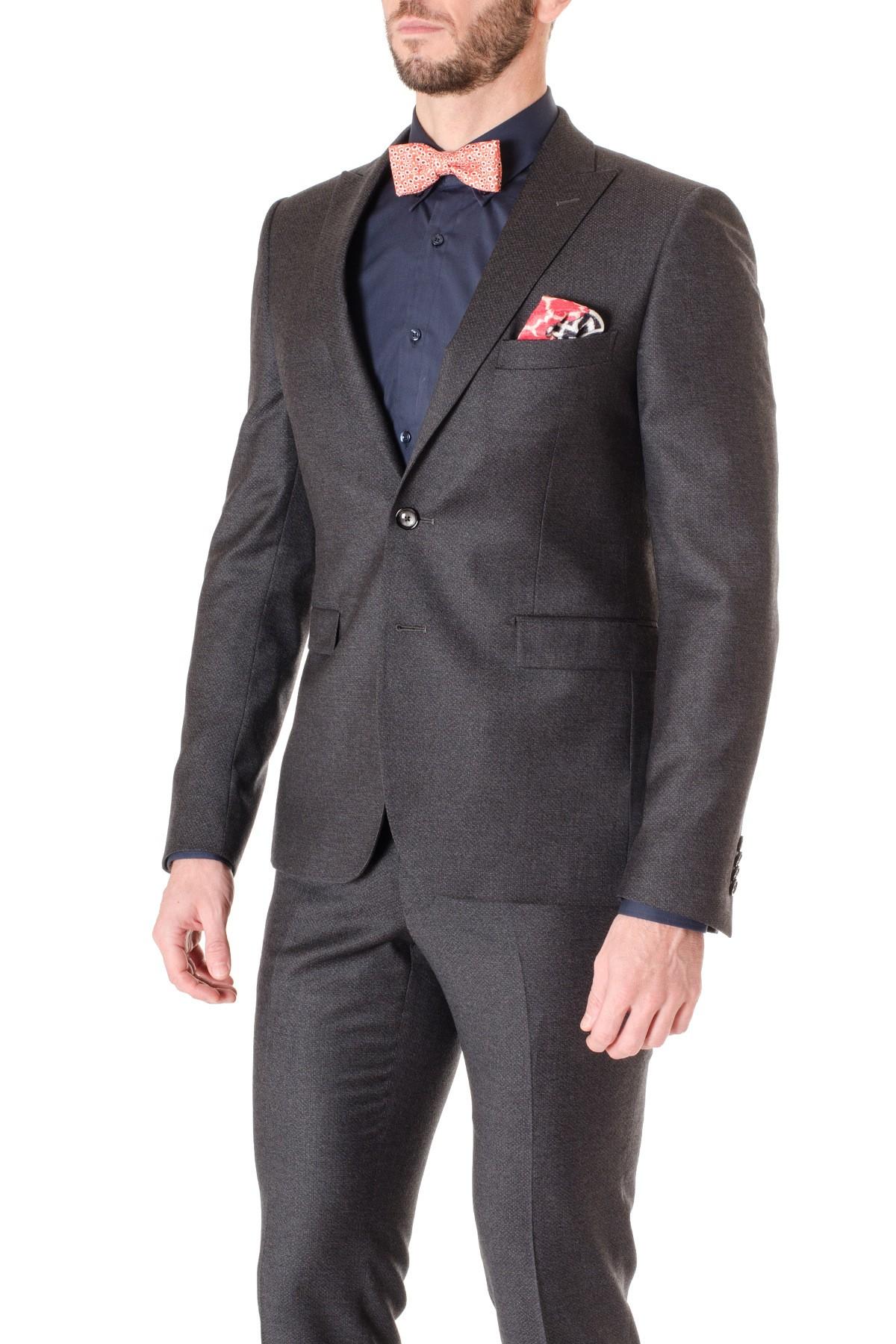 low priced d0fd5 34e60 TAGLIATORE Abito grigio uomo linea SHADOW A/I