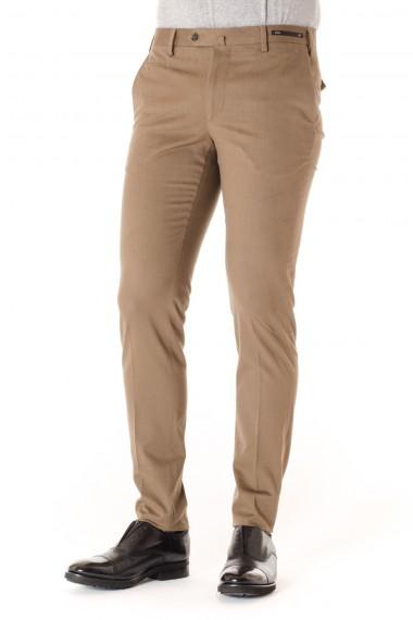 Pantaloni PT01 in cotone e lana A/I 16-17 skinny fit
