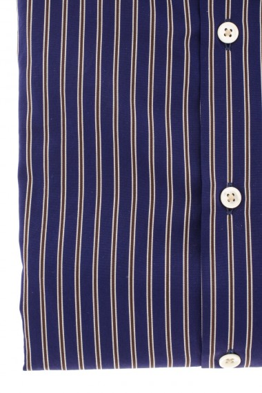 Shirt for man with stripes CAPRI F/W 16-17