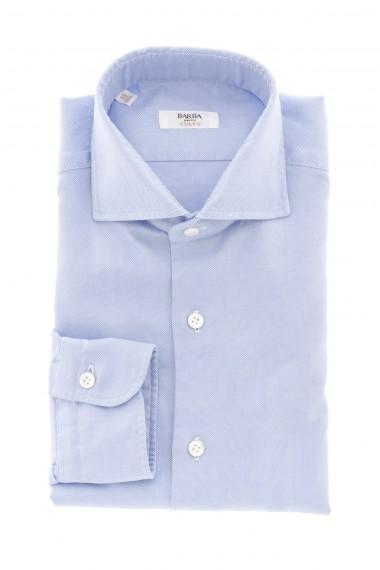 BARBA Camicia azzurra uomo  A/I 16-17 CULTO