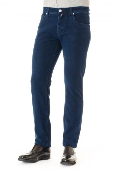 A/I 16-17 Pantaloni blu per uomo MARINELLA