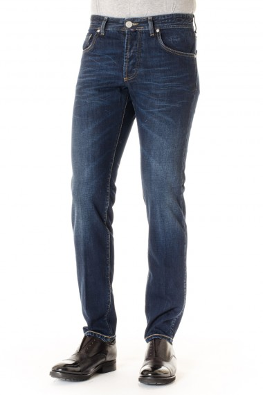 Jeans per uomo  MARINELLA denim A/I 16-17