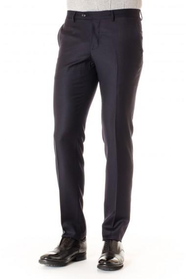 Pantaloni in lana blu TAGLIATORE A/I 16-17