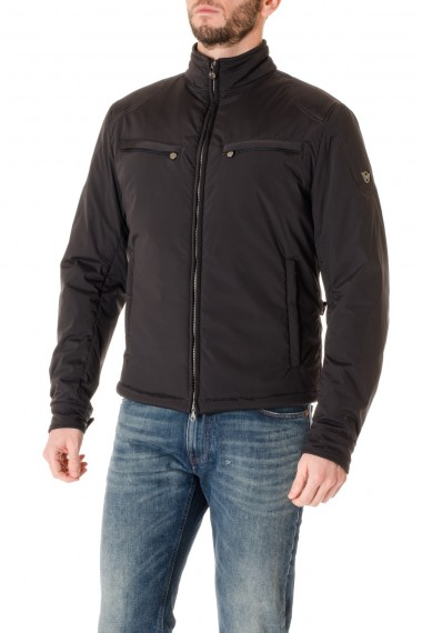 Black jacket MATCHLESS OCELOT BLOUSON for men A/I 16-17