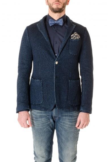 A/I 16-17 Giacca uomo color jeans CAPRI
