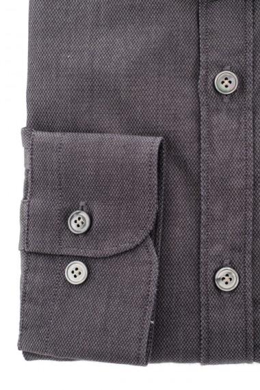 BORSA F/W 16-17 Dark gray shirt SIGMA for men