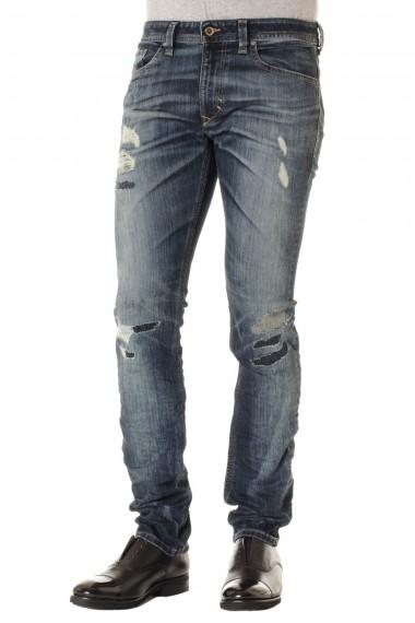 DIESEL Jeans THAVAR denim per uomo A/I 16-17