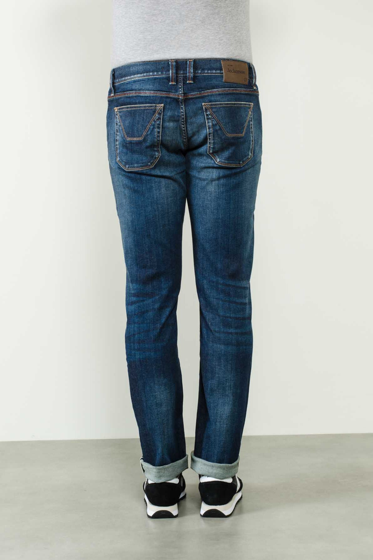 ecb9444f854 Jeans for man JECKERSON S/S17 - Rione Fontana