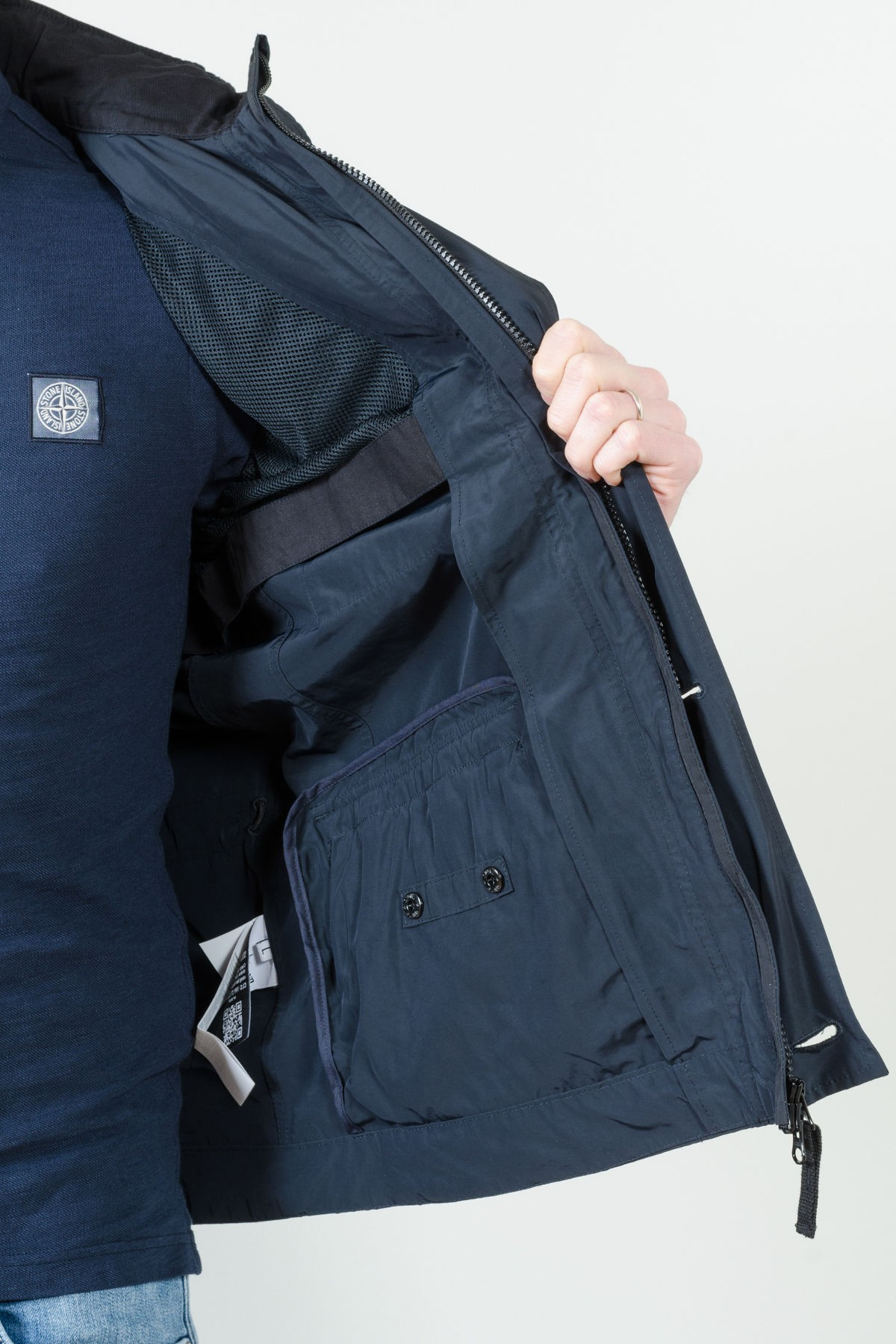 839c375adea Jacket for man STONE ISLAND S/S17 - Rione Fontana