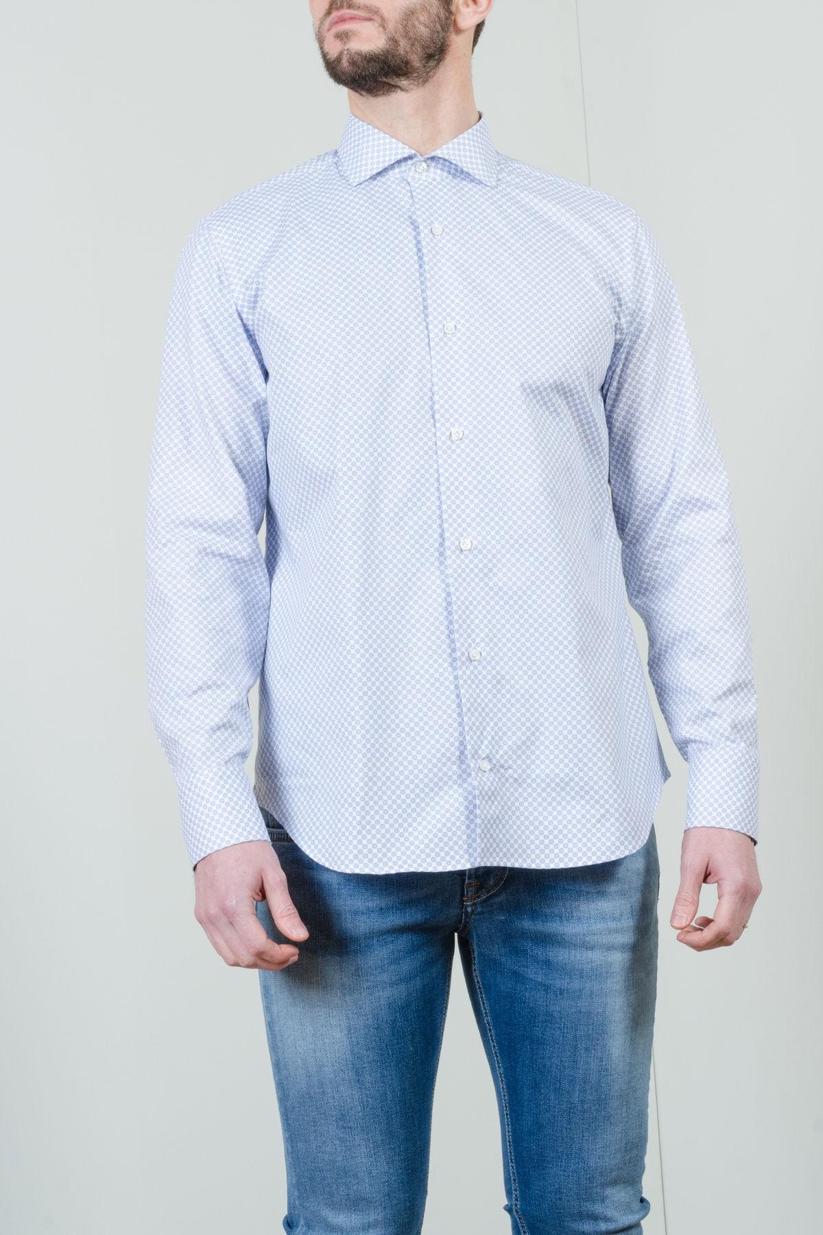 ELEVENTY  Camicia maniche lunghe